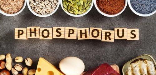 Фосфор по време на бременност
